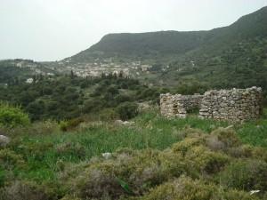 Το μέρος που μεγάλοσε ο Άγιος Ραφαήλ Μύλοι-Περαχώρι