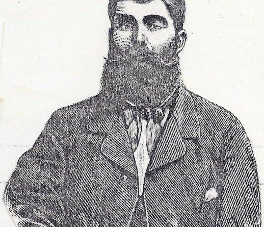 Ο ΔΙΟΝΥΣΙΟΣ ΒΕΡΥΚΙΟΣ ΕΞ ΙΘΑΚΗΣ ΚΑΙ Η ΠΛΗΜΜΥΡΑ ΤΗΣ ΛΑΡΙΣΑΣ ΤΟ 1883