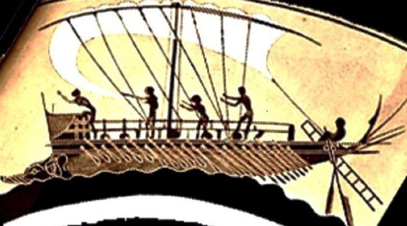 ΟΙ ΑΡΧΑΙΟΙ ΔΡΟΜΟΙ ΤΗΣ ΘΑΛΑΣΣΑΣ ΓΥΡΩ ΑΠΟ ΤΗΝ ΚΕΦΑΛΟΝΙΑ ΚΑΙ ΤΗΝ ΙΘΑΚΗ